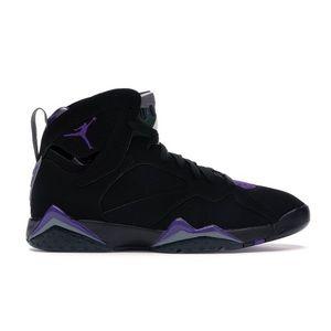 Air Jordan 7 ray allen